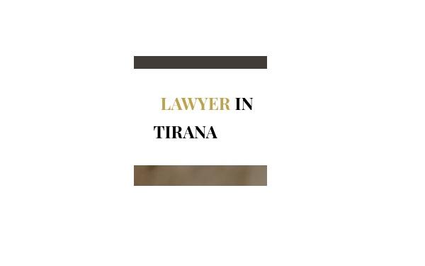 Avokat ne Tirane